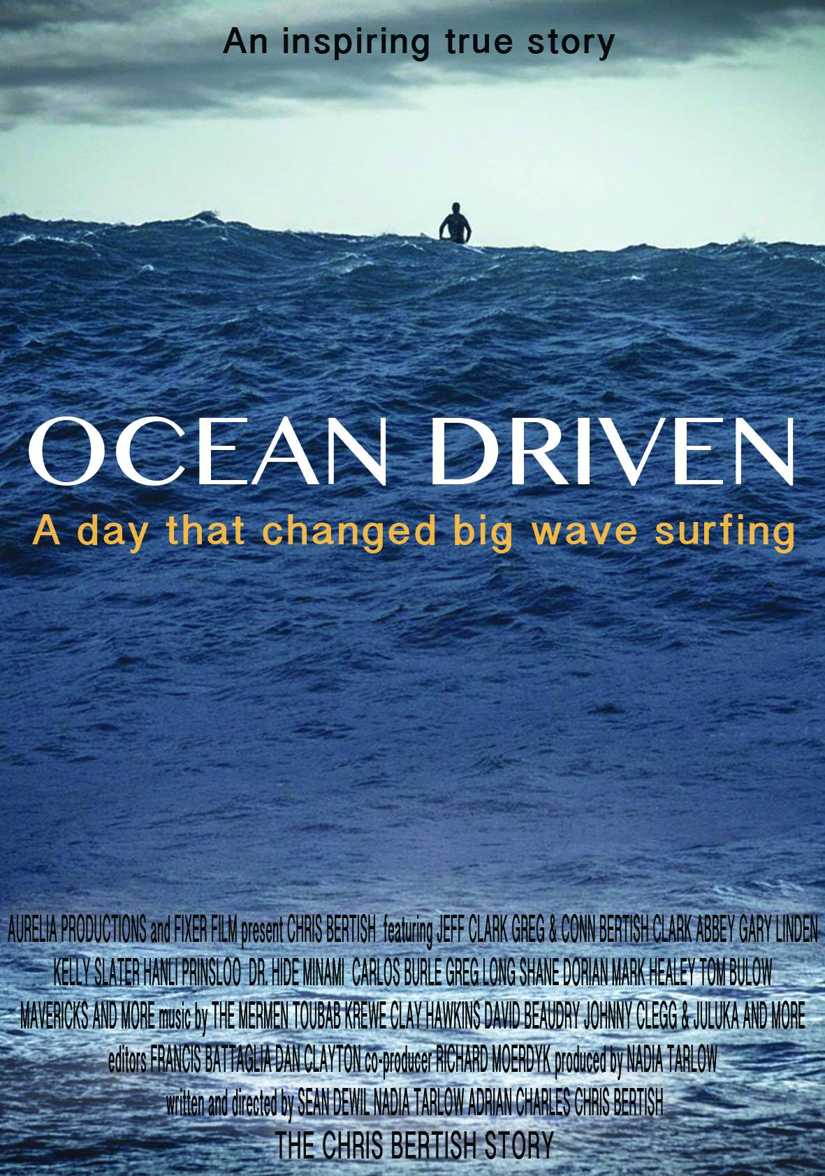 Ocean Driven- The Chris Bertish Story: Film Premiers at the