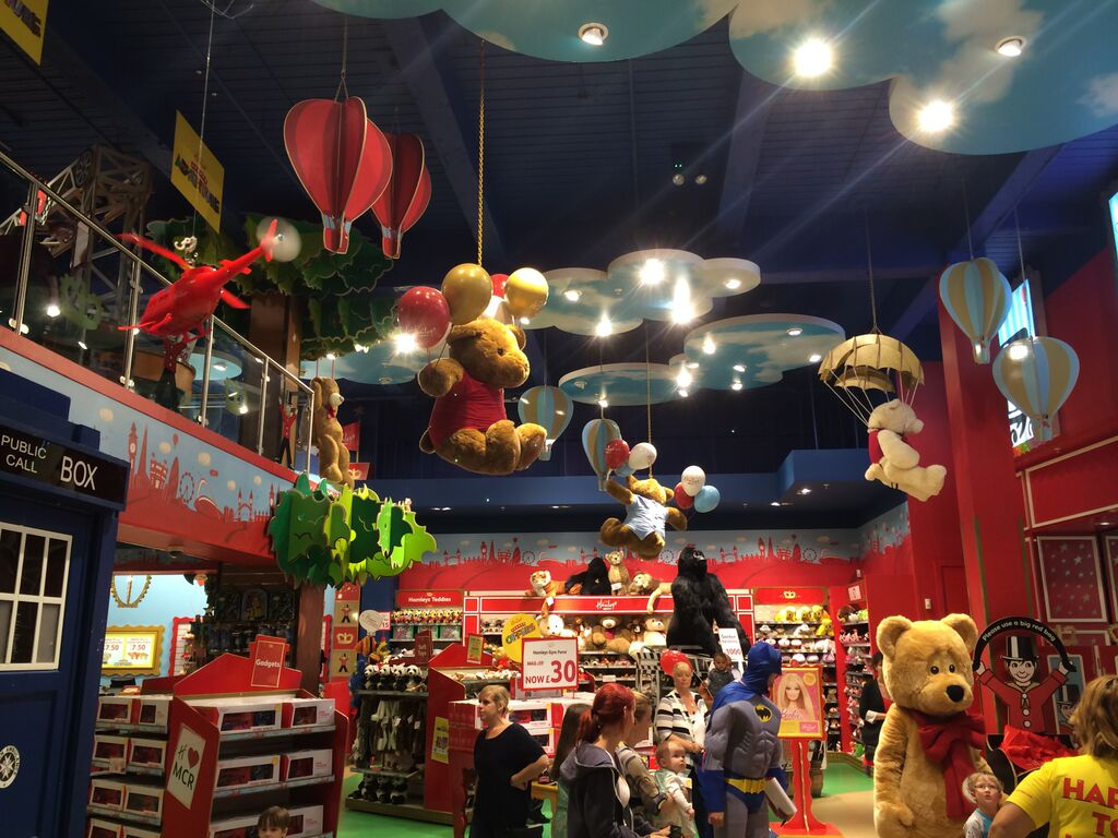 "Toys From Hamleys : Hamleys is ""bringing toys to life in johannesburg flux"