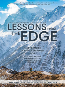 Lessons from the Edge Poster