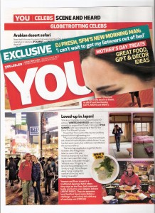 you-magazine - Japan 04 May 2014